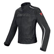 Dainese Hydra Flux D-Dry Womens Jacket Black/Black/White