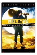 88554 Justin Bieber World Tour Decor WALL PRINT POSTER AU