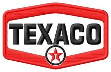 Texaco logo ecusson brodé patche Thermocollant iron-on patch