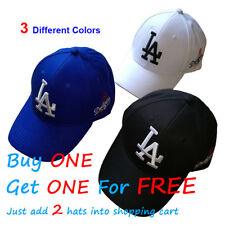 Los Angeles LA Dodgers Baseball MLB Unisex Hat Cap Mens & Womens Cotton AU Stock