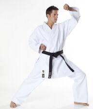 Tokaido Karate Middleweight Kata Wkf Gi, Silver 12oz American Cut Uniform