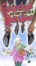 Grandma Got Run Over By A Reindeer (VHS,clamshell