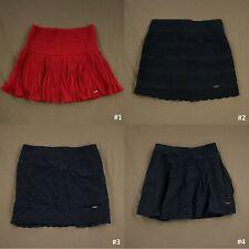 Hollister Womens Mini Skirt Ruffle/Layer/Lace Sexy by Abercrombie NWT XS M