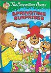 The Berenstain Bears: Springtime Surprises DVD New