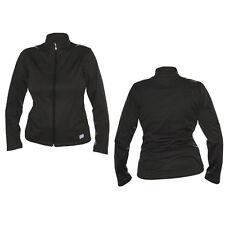 Señoras MUJERES Aston Martin Racing Antracita chaqueta de cáscara suave tamaños XS S M L