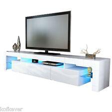 Mobile porta TV moderno Vivaldi luci a led salotto soggiorno 14 colori a scelta
