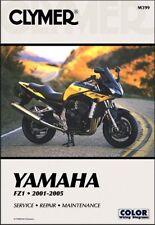2001-2005 Yamaha FZ1 FZ1000 Fazer FZ 1 1000 CLYMER REPAIR MANUAL