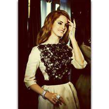 250655 Hot Lana Del Rey Pop Soul Music Star Singer Beauty WALL PRINT POSTER FR