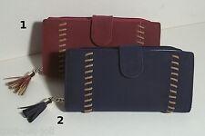 portefeuille, compagnon, femme, fille, 10 x 19 cm, nombreux rangements