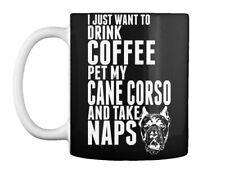 Drink Pet Cane Corso Dog Gift Coffee Mug
