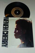 "NENEH CHERRY - Manchild - Deleted 1989 UK 2-track 7"" Vinyl Single"
