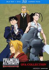 Fullmetal Alchemist: Brotherhood - OVA Collection (Blu-ray/DVD, 2012, 2-Disc Set