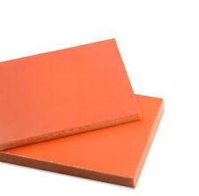 1pcs Bakelite Phenolic Flat Plate Sheet Thickness 1,2,3,5,8,10,15,20,25,30,40mm