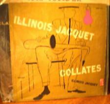 "Illinois Jacquet 10"" Collates"