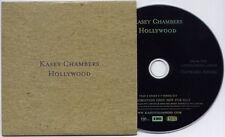 KASEY CHAMBERS Hollywood 2004 UK 1-track promo CD