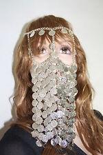 Beduinen-Maske Beduinenschmuck Fasching Schmuck Karnevalsschmuck Orient MAS00013