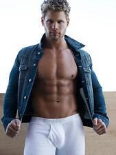 C-IN2 Men's Core Long Underwear 100% Cotton White