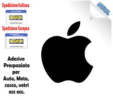 1 Sticker Adesivo Decal  Auto Moto vari colori scegli - apple