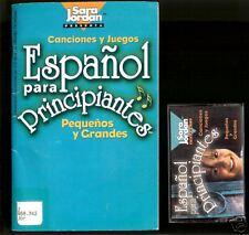 ESPANOL PARA PRINCIPIANTES Spanish instruction tape