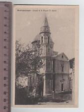 Toscana - Montepulciano Chiesa di S. Biagio - SI 8815