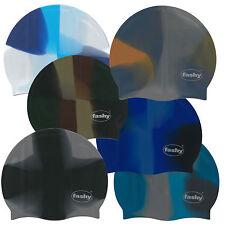 Badekappe aus Silikon / Farbe nach Wahl / Trainingshaube / neu / OVP