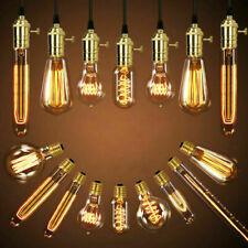 Vintage Industrial Retro Edison Bulb Light Lamp 110V 220V home decor 40W