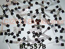 15, 25, 50 unidades, bc558b Fairchild transistor pnp - 30v - 100ma to92