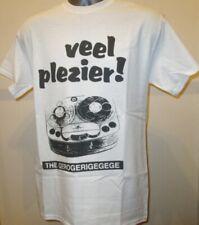 Veel Plezier Noise Music Tape T Shirt Gerogerigegege W181 Whitehouse Melt Banana