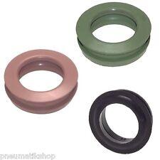 GEKA-Kupplung Ersatz Dichtung schwarz, rot, grün, Kupplung, Wasser, Dichtung