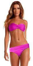 Vitamin A Bandeau Bikini set sz 4 / XS ; 6 / S ; 8 / M ; 10 / L ; 12 / D cup