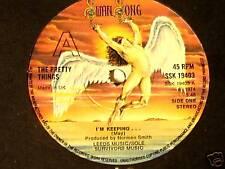 Pretty Things-I'm Keeping-RARE '74 UK 45-NM -Swan Song!