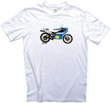 Classic RG500 1975 Motorcycle T-Shirt. Barry Sheene. Gents, Ladies & Kids Sizes