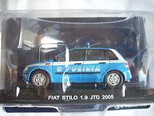 FIAT STILO 1.9 JTD 2005 polizia scala 143