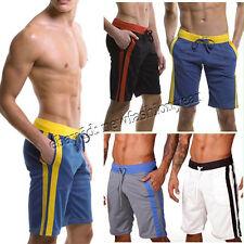 Men's Causal Wear GYM Pants Homewear Jogging Sports Trunks Fifth Beach Shorts