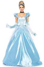 Classic Fairytale Princess Cinderella Adult Costume