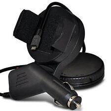Windschutzscheibe Swivel Mount Suction Handy Auto Halter + KFZ Handy Ladegerät