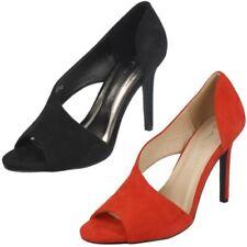Ladies Anne Michelle High Heel Mule Sandals