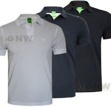 1f8045442 HUGO BOSS Short Sleeve Basic Tees Slim Fit Regular Size T-Shirts for ...