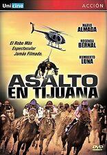 Asalto En Tijuana, Good DVD, Rubén Recio, Toño Infante, Luis Accinelli, Humberto