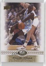 2011 Upper Deck All-Time Greats #7 Michael Jordan North Carolina (UNC) Tar Heels