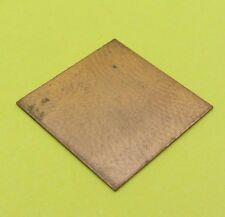 15mm * 15mm * 0.5mm Almohadilla térmica de gráficos de cobre/disipador de calor