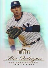 2012 Topps Tribute Baseball #70 Alex Rodriguez New York Yankees