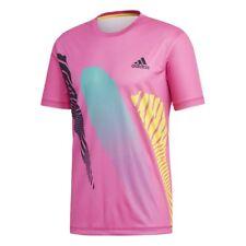 Adidas para hombre Camiseta de tenis estacional