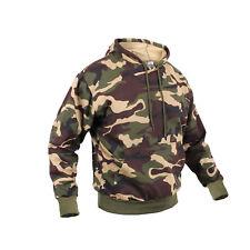 Rothco Camo Pullover Hooded Sweatshirt #2690