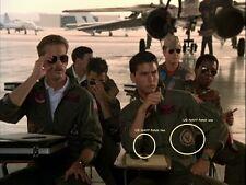 TOP GUN FLIGHT SUIT SSI SHOULDER SLEEVE INSIGNIA SERIES: 2-SSI US NAVY INSIGNIA