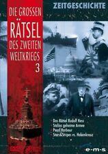 Die großen Rätsel des 2. Weltkriegs, Teil 3  ( Doku. 100 min ) NEU OVP DVD