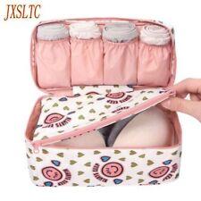 Travel Bra Underwear Organizer Box Travel Bags Suitcase Women Luggage Accessory