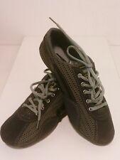 Taygra Brasil Dark Gray Slim Sneakers Flexible & Light Shoes Size 38