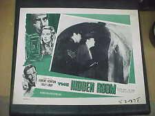 THE HIDDEN ROOM, orig 1953 LC [Robert Newton, Sally Gray]