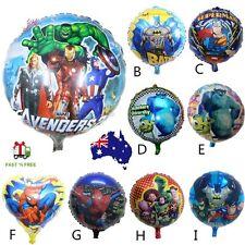 birthday party balloons children cartoon baby Kid balloon helium foil inflatable